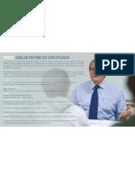 Convocatoria Curso Hablar en Público (Novbre.-12)