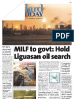 Manila Standard Today - Wednesday (October 31, 2012) Issue