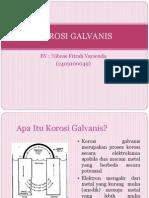 KOROSI GALVANIS
