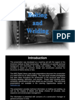 AISC Bolting and Welding