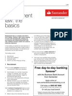 Directors_Briefing_Employment Law the Basics
