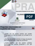 CAPRA Inundaciones FA Cartagena