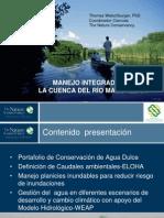 Presentacion tecnica TNC Magdalena Fondo Adaptación Walschburger Oct 22 2012