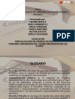 Conceptos Basicos Del Derecho y La Contratacion