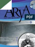 Revista Arya N° 21
