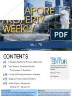 Singapore Property Weekly Issue 75