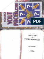 Solution to Youth Problems - Asghar Ali Chowdhry