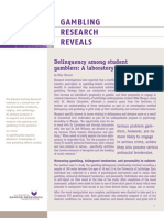 Gambling Research Reveals - Issue 3, Volume 6 - February / March 2007