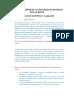 Capitulo 5 Ejercicios de Repaso y Analísis, metodologia de la investigacion