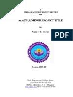 Seminar Report Format[1]