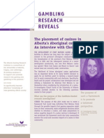 Gambling Research Reveals - Issue 1, Volume 7 - October / November 2007