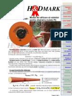Explicatii - Modul de Utilizare Al Ruletelor Pi