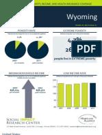 2011 Wyoming Fact Sheet