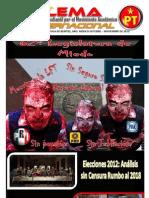 Revista Lema Octubre - Noviembre 2012