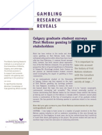 Gambling Research Reveals - Issue 3, Volume 8 - February / March 2009