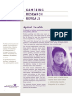 Gambling Research Reveals - Issue 5, Volume 8 - June / July 2009