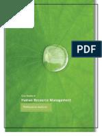 HR REPORT