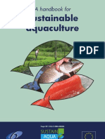 A Handbook for Sustainable Aquaculture