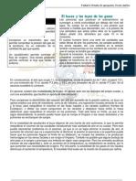 Unidad 2 Buceo y Las Leyes de Los Gases (Lectura)