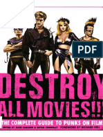 Destroy All Movies Complete Guide to Punks on Film (MIG)