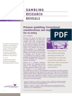 Gambling Research Reveals - Issue 1, Volume 9 - October / November 2009
