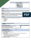 PLANIFICACION OPERACIONAL DE PROYECTOS
