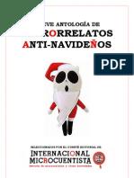 Antología Microrrelatos Antinavideños 2011 Internacional+Microcuentista