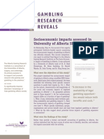 Gambling Research Reveals - Issue 5, Volume 10 - June / July 2011