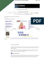 Tutorial Para RAID No WINXP PRO