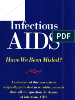 Infectious AIDS, have we been misled?