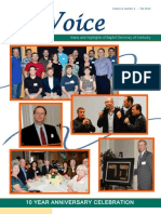 The BSK Voice, Vol. 9, No. 2 (Fall 2012)