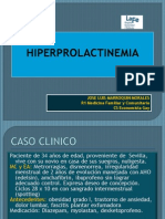 Hiperprolactinemia Presentacion PDF