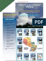 BOLETÍN CLIMATOLÓGICO MENSUAL -  DICIEMBRE 2010 - DIRECCIÓN DE METEOROLOGÍA E HIDROLOGÍA DEL PARAGUAY - PORTALGUARANI