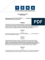 Mizzou RTDNA Constitution (Signed)