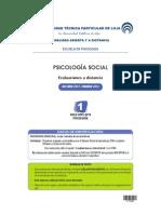 Psicologia Social Evaluacion 1 Parte