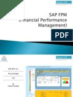 SAP BPC Annual Budget Demo