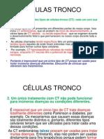 CÉLULAS TRONCO  power