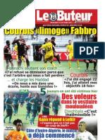 LE BUTEUR PDF du 31/10/2012