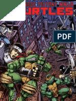 Teenage Mutant Ninja Turtles Annual 2012 Preview