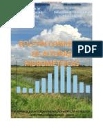 BOLETÍN CONJUNTO DE ALTURAS HIDROMÉTRICAS - DIRECCIÓN DE HIDROGRAFÍA Y NAVEGACIÓN - PARAGUAY - PORTALGUARANI