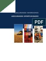 Corporate Brochure Spa