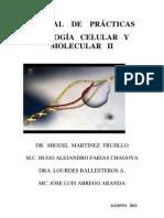 Biologia Celular II Manual de Practicas 2011
