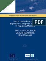 Piata Confectii Romania 1