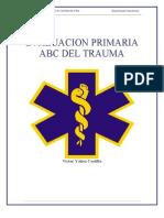Valoracion Primaria ABC Del Trauma