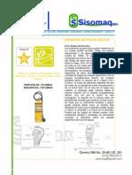 Fichas Tecnicas d, k y Agua Destilada