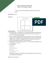 Peraga Geometris Alkhowarizmi