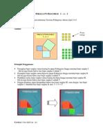 Peraga Pythagoras 3-4-5