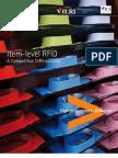 Accenture Item Level RFID 2012 Report