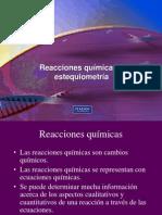 Cap 8 Reacciones Quimicas y Estequiometria
