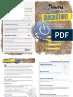 QuickStart Booklet